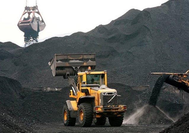 俄煤炭公司对中国市场非常感兴趣