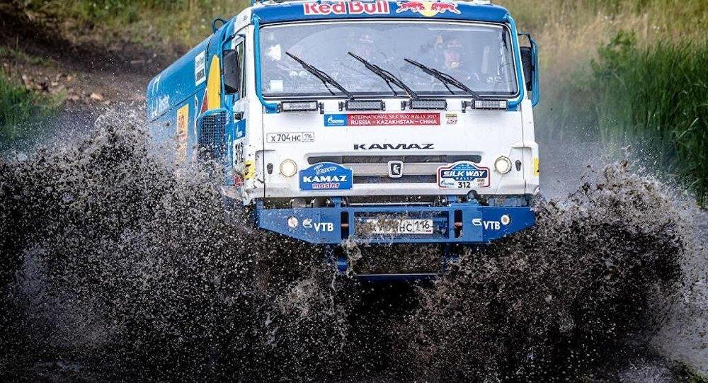 丝绸之路国际汽车拉力赛将于7月6日在俄伊尔库茨克州启程