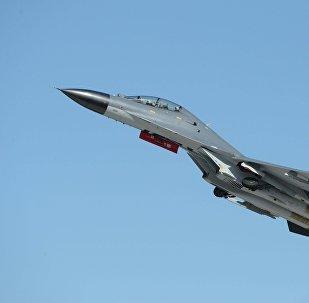 华媒:中国空军出动侦察机赴黄海东海远海训练