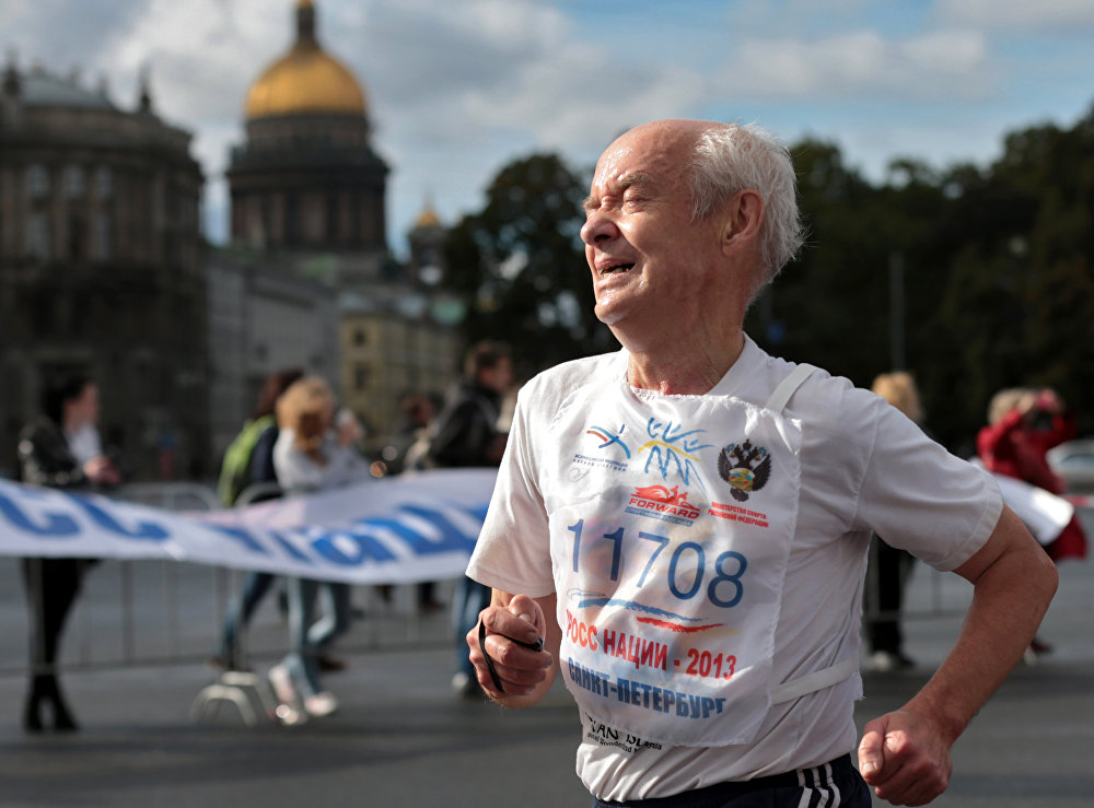 健康長壽,一直是全世界老年病學家研究的課題