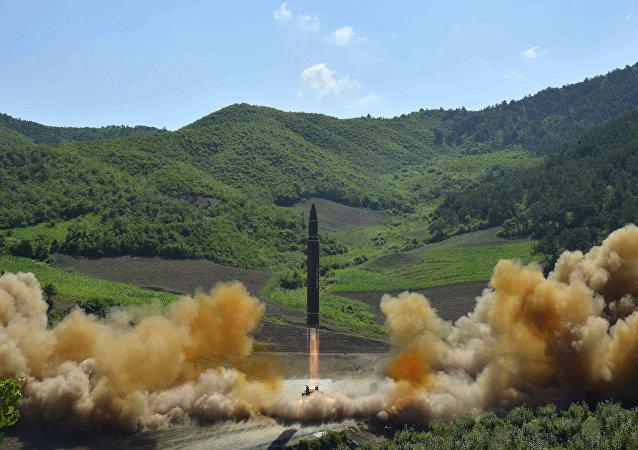 朝鲜打算发展核武直至准备对美国发动大规模打击