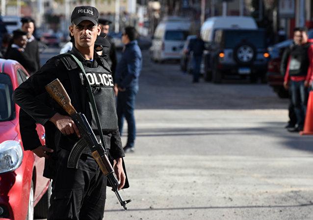 消息人士:埃及清除恐怖分子行動中54名警察殉職