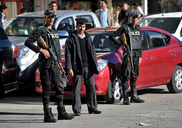 警察,埃及