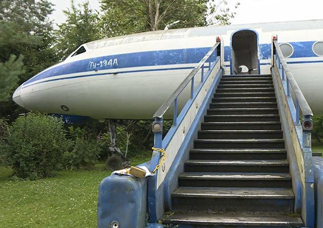 航空博物馆出价10万欧元向农场主买下一架苏联时代飞机