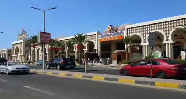 埃及赫尔格达市帕拉西奥度假酒店