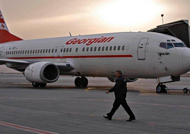 俄采取回应措施限制格鲁吉亚航空公司飞行