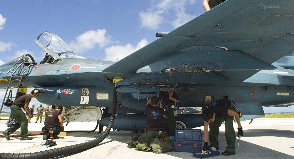 F-2战机