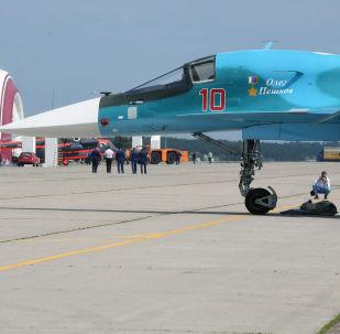 苏-34战斗轰炸机