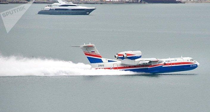 別-200(Be-200)水陸兩用飛機