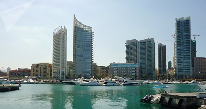 黎巴嫩首都貝魯特