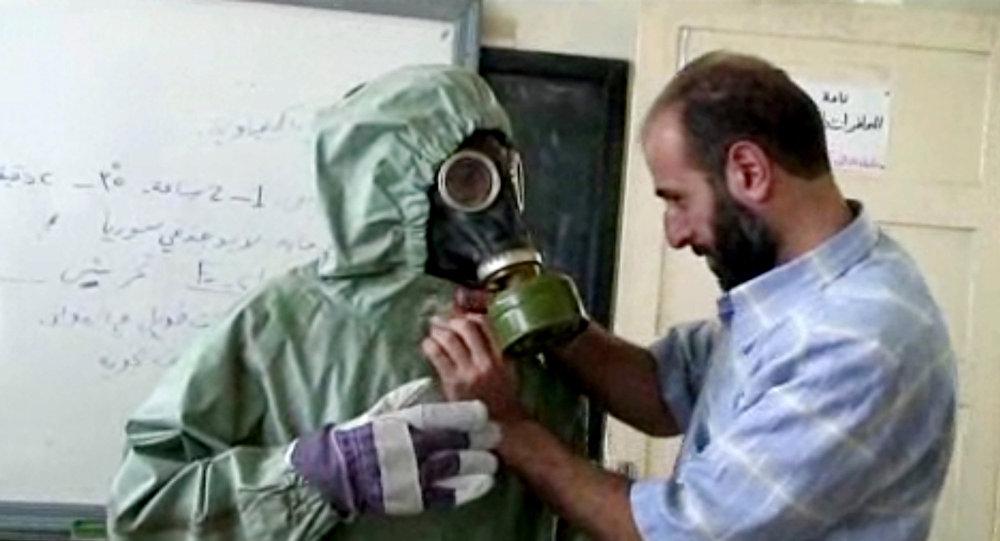 欧盟决定对16名与化学武器攻击有关的叙利亚人进行制裁
