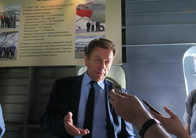 集团总设计师尼古拉·帕夫连科
