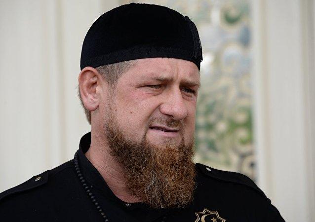 俄罗斯车臣共和国行政长官拉姆赞·卡德罗夫