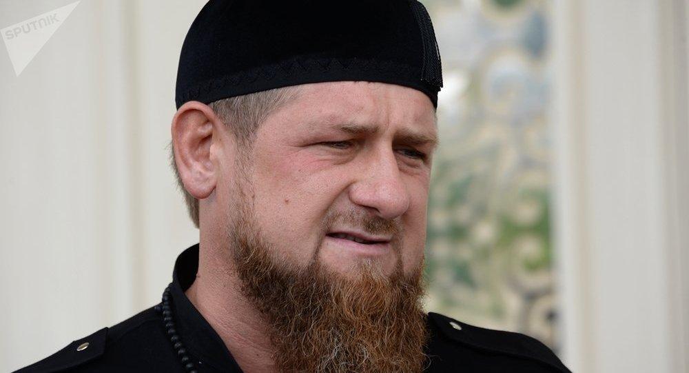 车臣总统卡德罗夫