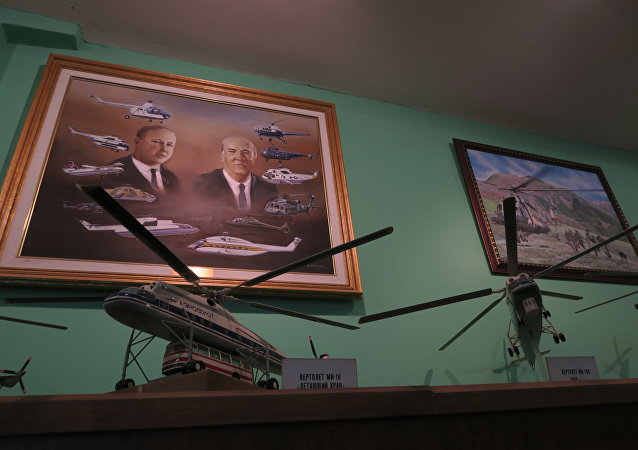 """米尔直升机工厂:""""米""""系列直升机受到全世界的尊重"""