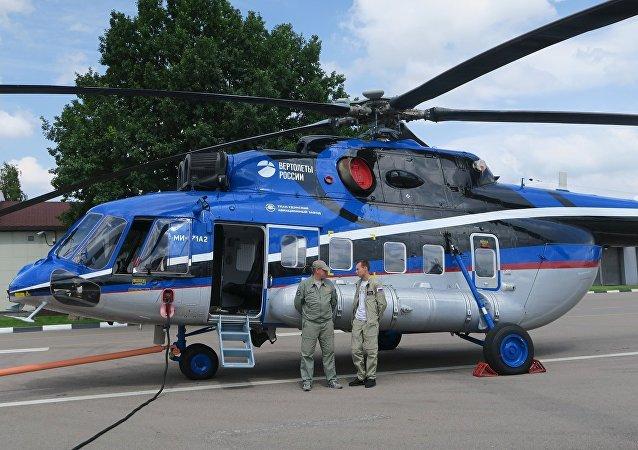 中国或将从俄罗斯进口直升机