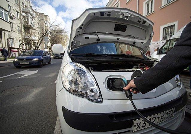 俄羅斯政府著手制定電動車發展激勵計劃