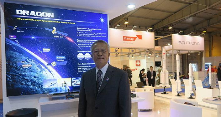 中国航天科技集团公司所属中国长城工业集团有限公司总裁殷礼明