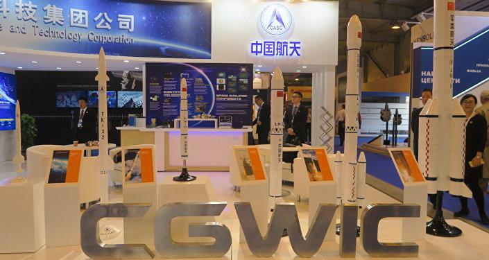 莫斯科航展參展中企代表:中俄航天合作進入新階段