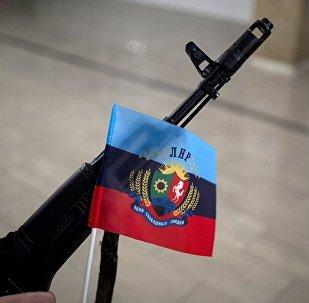 盧甘斯克表示烏方上一晝夜6次破壞停火狀態