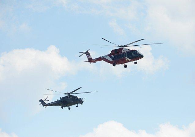 俄直升机公司计划在莫斯科航展期间与国内外客户签署协议