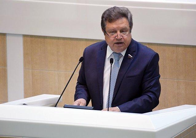 俄联邦委员会批准俄武装力量航空群驻叙协议备忘录