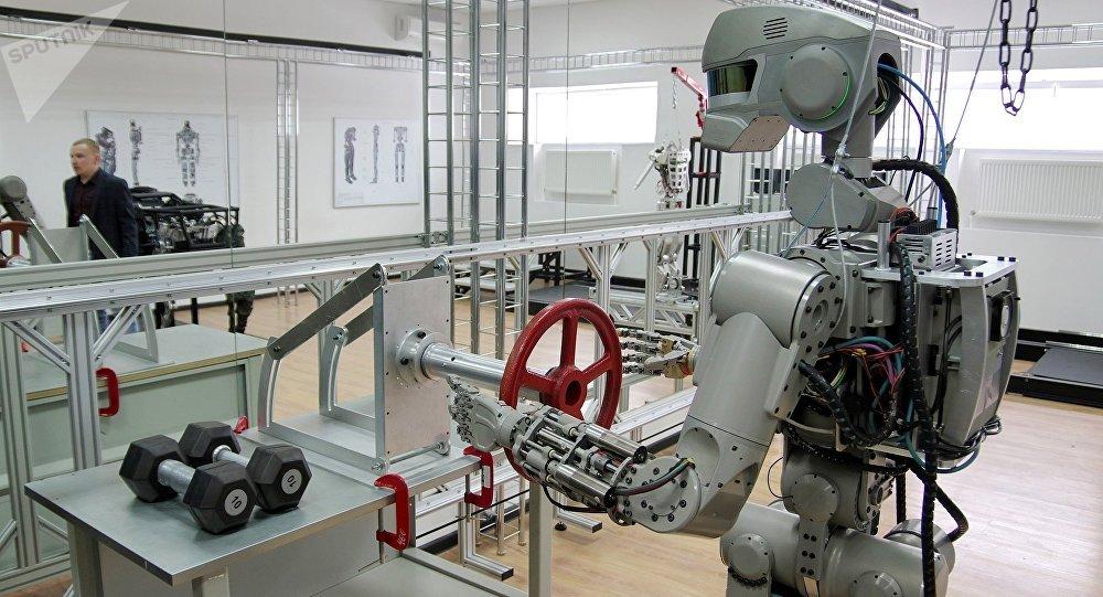 费多尔机器人