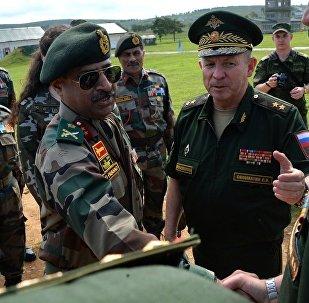印度对俄军用机场防护综合装备感兴趣