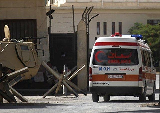 埃及卫生部:埃国内新冠病毒感染病例创单日纪录