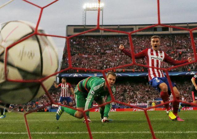 阿森纳在上海的友谊赛上点球战胜拜仁慕尼黑