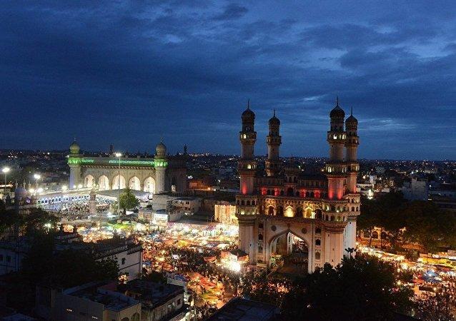 印度的海得拉巴