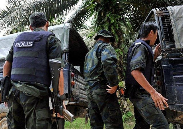 媒体:菲律宾拘捕40多名涉嫌绑架外国人的中国公民