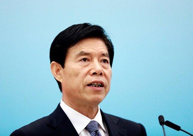 中国商务部张