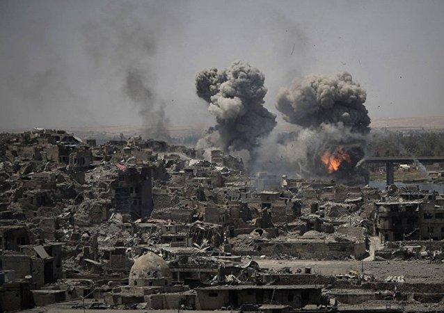 媒体:库尔德情报显示解放库尔德的战斗中导致4万平民死亡
