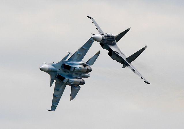 蘇-30戰鬥機