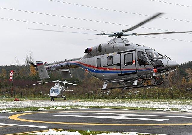 '安萨特'轻型医用直升机
