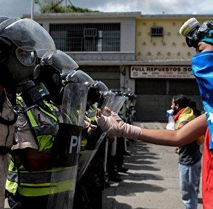 联合国专家称制裁委内瑞拉于事无补且会令其国民生活状况恶化