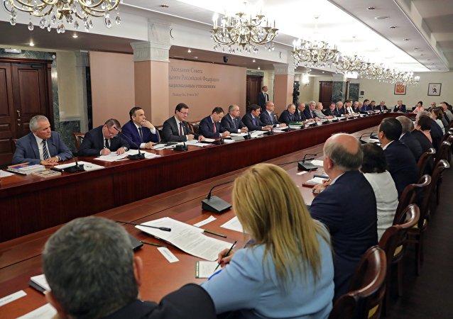 民族间关系委员会会议