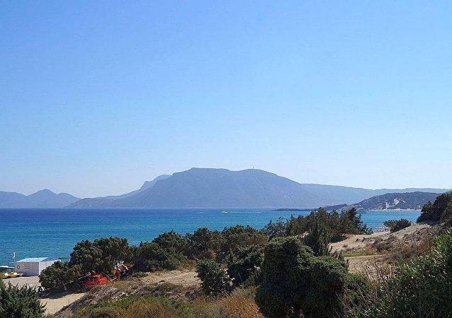 希腊科斯岛