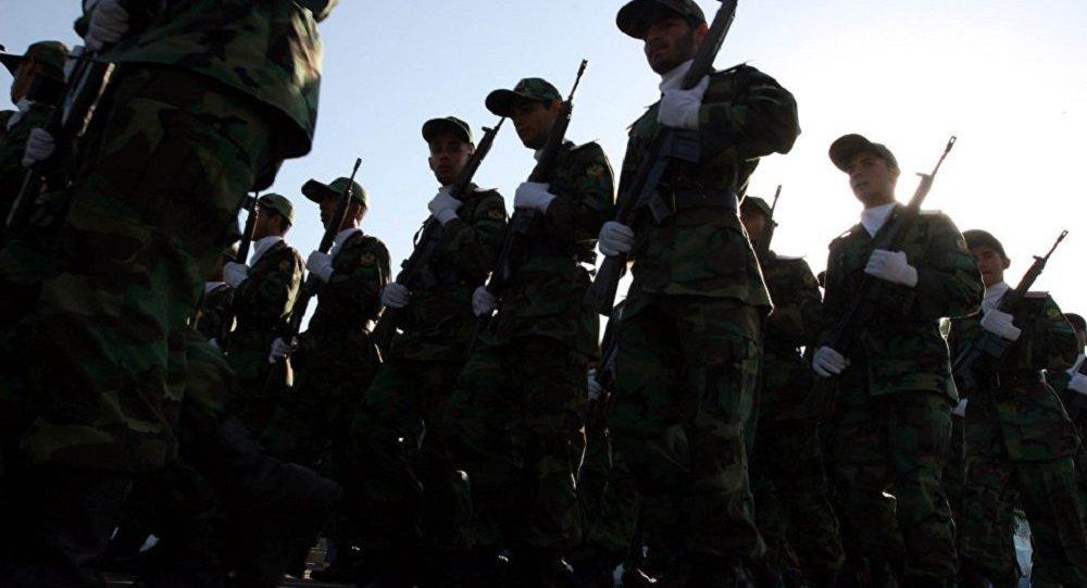 伊朗革命衛隊