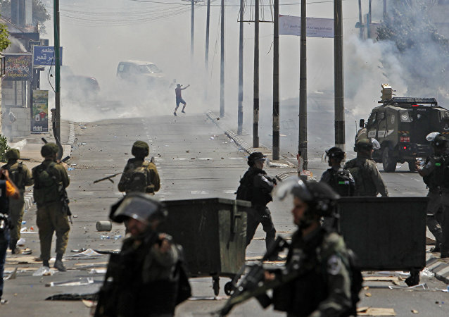 以色列军队:加沙地带向该国发射火箭弹 无人员伤亡