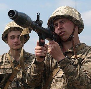 盧甘斯克表示烏方上一晝夜4次破壞停火狀態