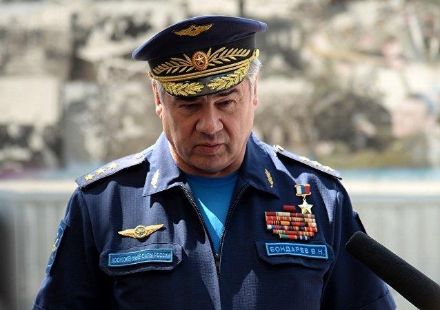 俄空天部队司令:俄正在研发垂直起降战机