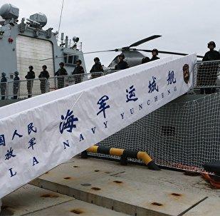 華媒:北約密切關注中俄軍演 議論中國海上實力提升