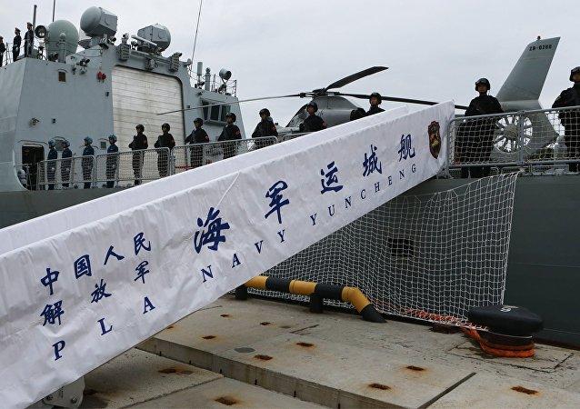 华媒:北约密切关注中俄军演 议论中国海上实力提升