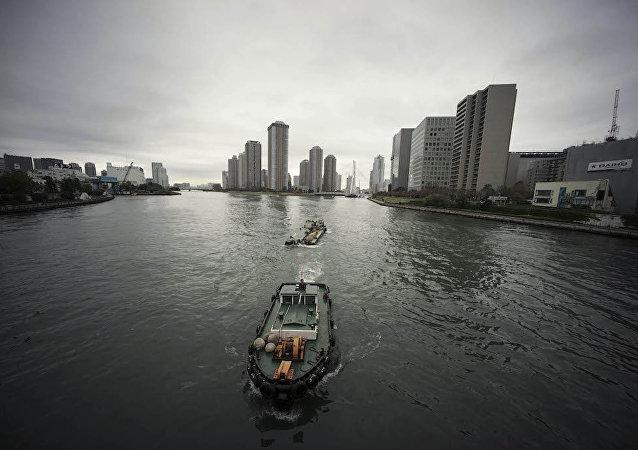 创记录降雨已导致日本秋田县近500栋房屋被淹没