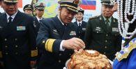 俄中首次波羅的海軍演