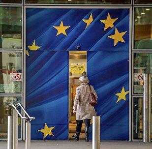 消息人士:欧盟或限制美公司接触欧洲银行客户