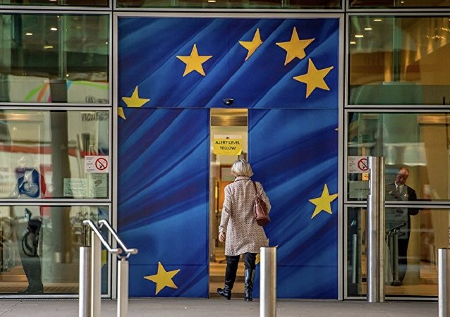 欧盟委员会公布一项美对伊制裁保护措施计划