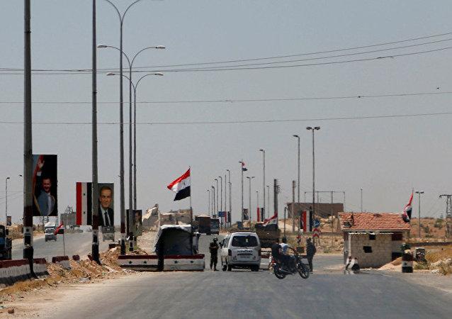 叙交通部长:美国主导国际联盟参与破坏叙交通基础设施